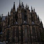 Kölnerdom und Reisestart in Köln