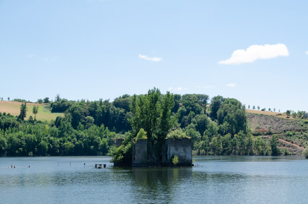 Schloss im See