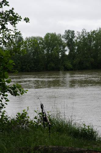Flussangeln in Frankreich