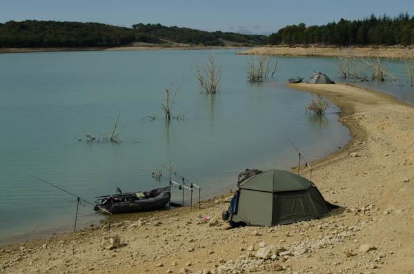 KArpfenangeln Südfrankreich