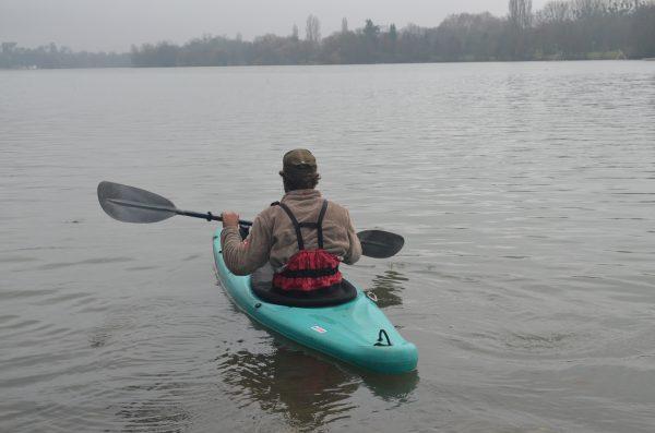 Montagen auslegen mittels Kayak