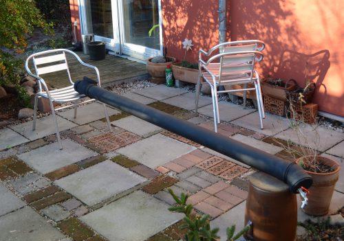 DIY Solardusche