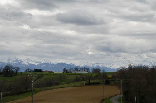 Pyrenäen in Südfrankreich, Französischepyrenäen