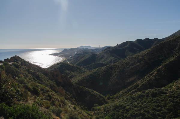 Südspanien, Aguilas
