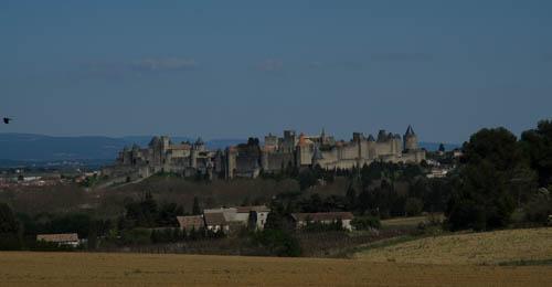 Roadtrip Südfrankreich Vanlife Carcassonne Städtetrip