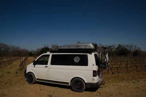 Vanlife T5 DIY Transporter Campervan