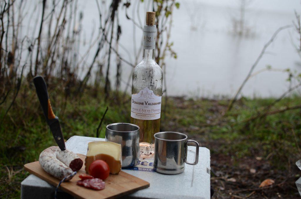 zelebrieren, Frankreich, essen,cooking,vin, vino, Wein, Delicious, outdoor, nature, Karpfenangeln, Süden, Salagou