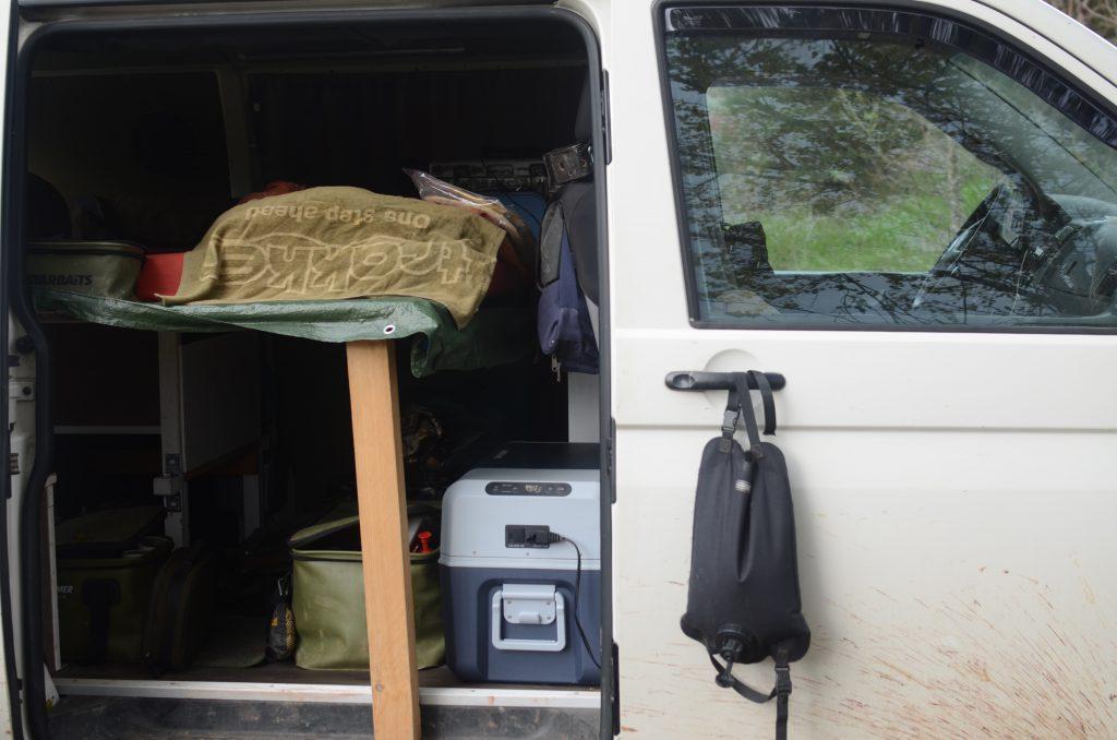 VW T5 Campervan Selfmade Van
