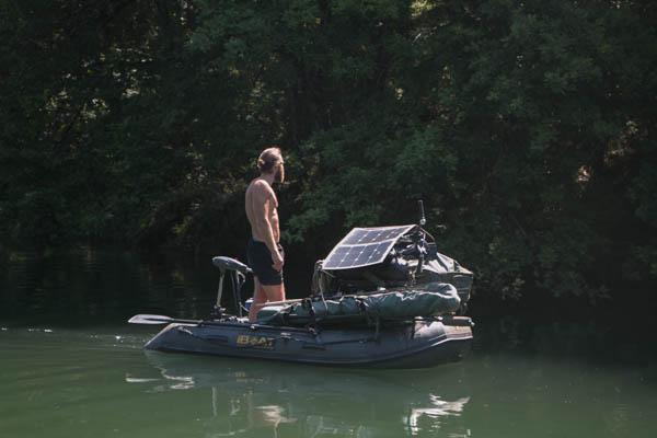 Location beim angeln