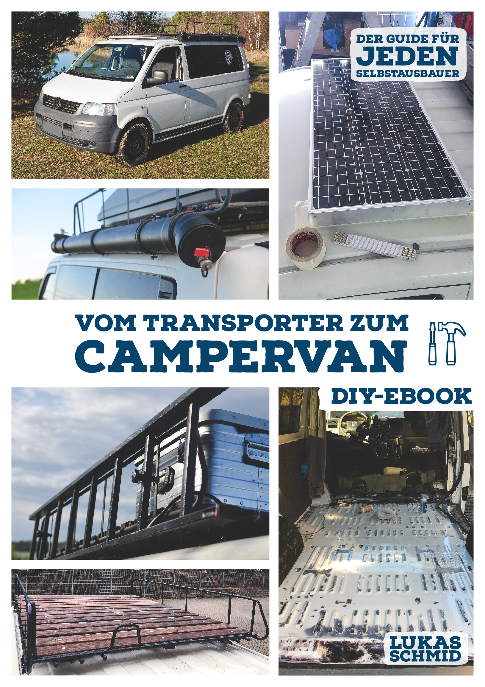 Ebook vom Transporter zum Campervan