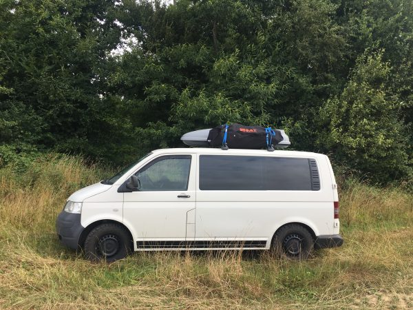 T5 vanlife camper ausbau