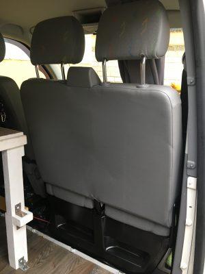 T5 Doppelsitzbank